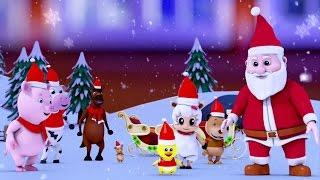 Jingle di Belhi | Canzone bambini | Canzone di Natale per Bambini | Christmas Song | Jingle Bells
