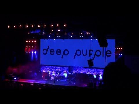 Deep Purple The Long Goodbye Tour live at O2 London 2017