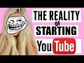 FEAR OF STARTING YOUTUBE?? TIPS, THE TRUTH and HOW TO START! - Wine Wednesday