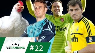 OS 10 PIORES FRANGOS DA CHAMPIONS LEAGUE - VSRanking #22