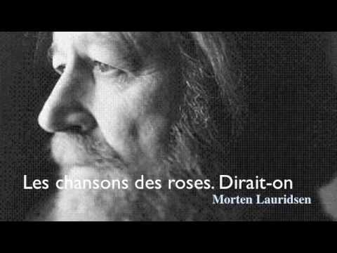 Dirait-on. Morten Lauridsen
