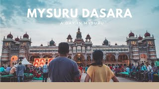 MYSORE DASARA 2018 || A Day in Mysore
