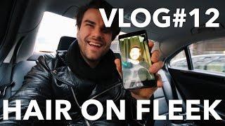 hair on fleek   vlog 012
