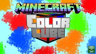 Minecraft Maps: Color Cube [Snapshot 14w21b]