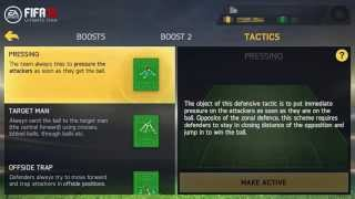 Fifa 15 iOS/Android Beginner guide