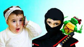 Super Celina and Super Ninja Hasouna - سوبر سيلينا وسوبر حسونة