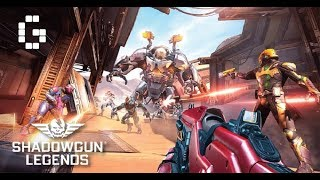 Shadowgun Legends - Best iPhone/iPad & Android GamePlay