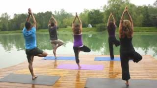 Gambar cover Free Yoga Day In The Country