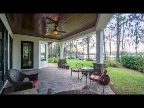 Odessa Luxury Waterfront Home for Sale on Lake Keystone