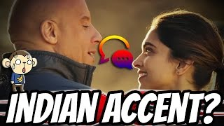 vuclip Deepika Padukone's INDIAN ACCENT In xXx: Return of Xander Cage?