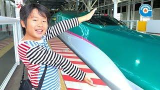 北海道新幹線はやぶさで函館に行ってきました【がっちゃん】