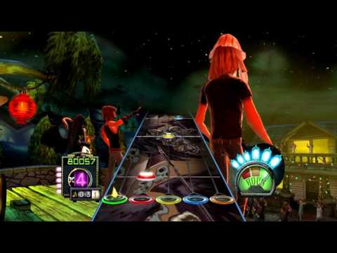 guitar hero 3 - Unholy Confessions - Avenged Servenfold