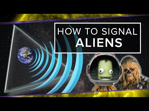 How to Signal Aliens | Space Time | PBS Digital Studios