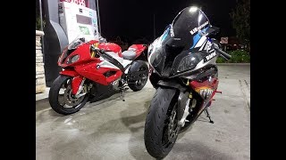 2016 BMW S1000RR vs 2010 BMW S1000RR! Which is Faster??