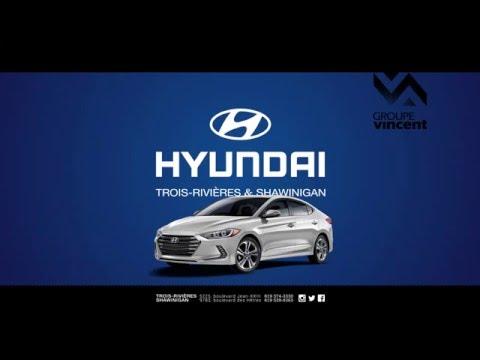 Publicité Groupe Vincent Hyundai Trois-Rivières, Hyundai Shawinigan - Mars2016