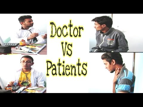 Doctor Vs Patients  Hilarious comedy  Jagtial Diaries