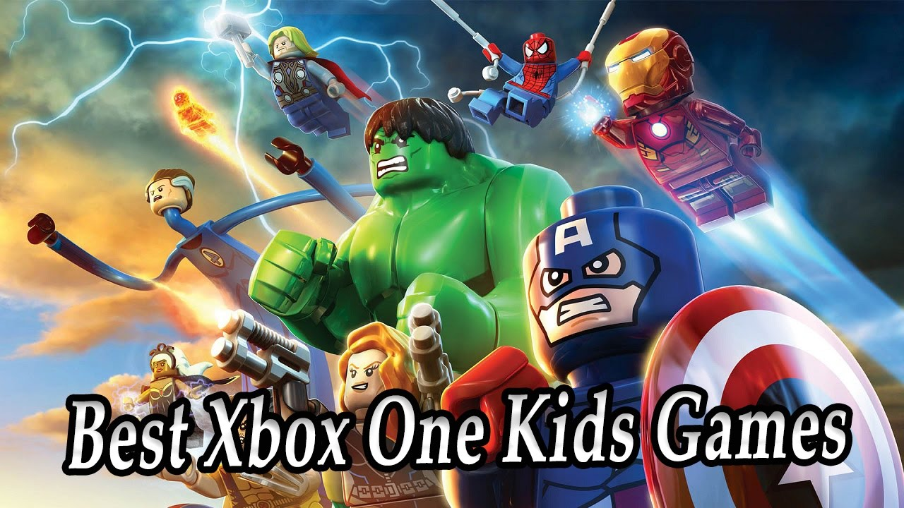 10 Best Kinect Games For Kids of 2020 | MSN Guide: Top ...