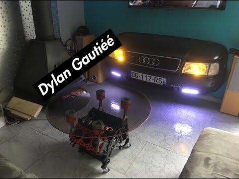 Table V6 3l Meuble Audi 80 Youtube