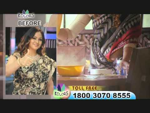 Inch Loss Program  - Actress Simran's Kolors  Review