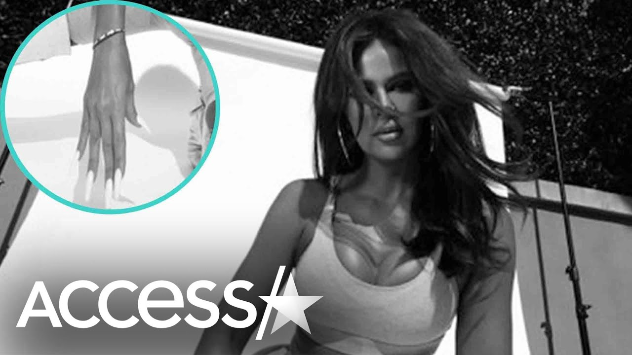 Khloé Kardashian Shuts Down Photoshop Accusations