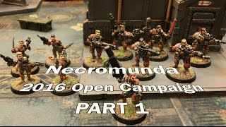 Throwback Thursdays Ep 34 - Necromunda CE - Part 1
