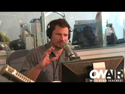 Nick Lachey Talks Holiday Traditions | On Air with Ryan Seacrest