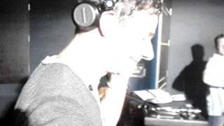 DJ Kosmo @ Elastiek in het Scheltemacomplex in Leiden