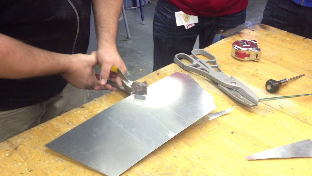 Sheet Metal Project 2 Youtube