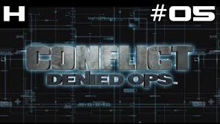 Conflict Denied Ops Walkthrough Part 05 [PC]