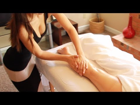 Wife naked massage full body therapy