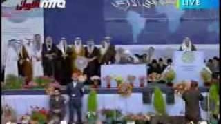 Arab Brothers Qaseda In Jalsa Salana uk 2008