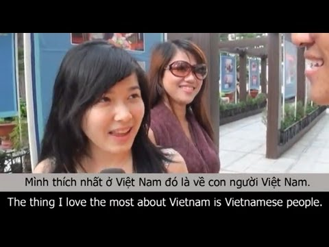 looking for love for fun in vietnam