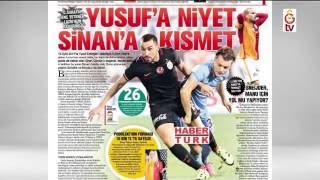 Günün Galatasaray Haberleri (6 Haziran 2016)
