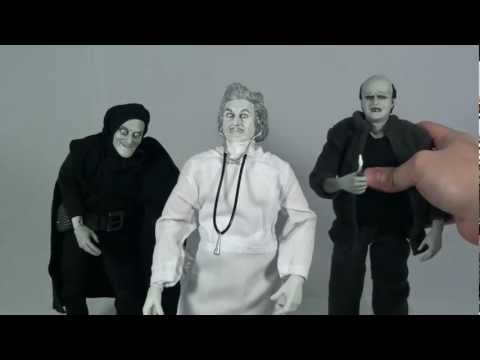 """Turmoil In The Toybox - Sideshow Collectibles Young Frankenstein 12"""" Figures"""