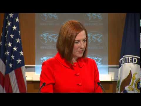 Daily Press Briefing: June 12, 2014