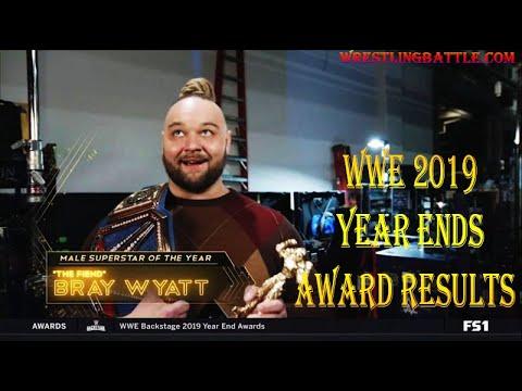 WWE Year End Awards 2019 Hqdefault
