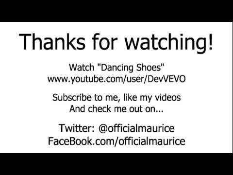DEV DANCING SHOES MUSIC VIDEO REVIEW (OfficialMaurice1)