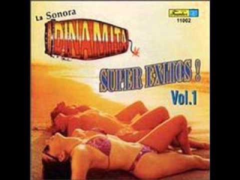 Sonora Dinamita - Super Exitos Vol.1 (CD Completo con Canciones Extra)