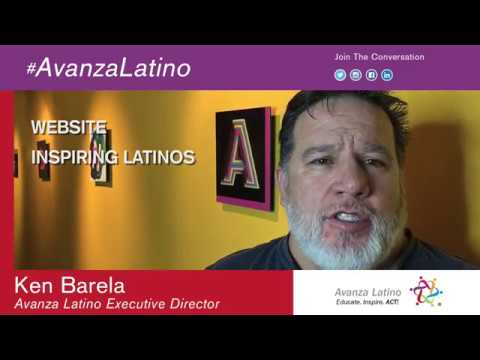 Ken Barela Executive Director I Avanza Latino