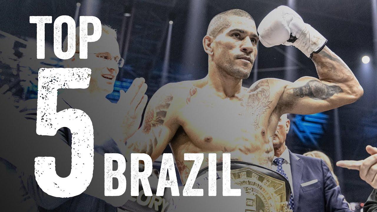 Top 5: Brazil