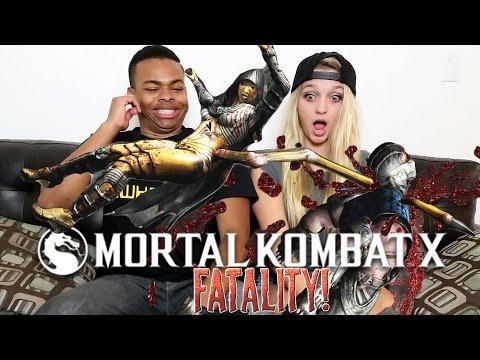 Mortal Kombat X Reaction