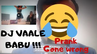 Blasting bollywood songs in meeting | Funny online prank(INDIA)
