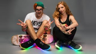Firewalker LED Sneakers