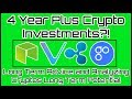 4 Year Plus Long Term Cryptocurrency Investments!? What Should You Invest In Long Term?