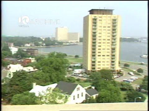 WAVY Archive: 1981 Portsmouth Waterfront Development