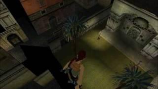 Tomb Raider Chronicles Glitches