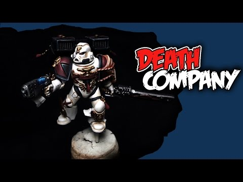 Painting White is Secretly Easy - Death Company Edition