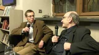 Czy fizyka musi być matematyczna? Dyskusja z udziałem Michała Hellera i Michała Ecksteina