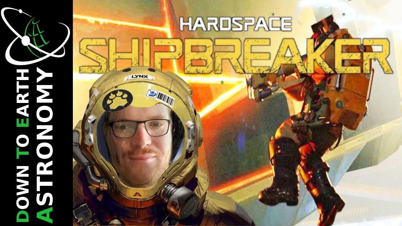Salvaging Spaceships for Profit - Hardspace: Shipbreaker