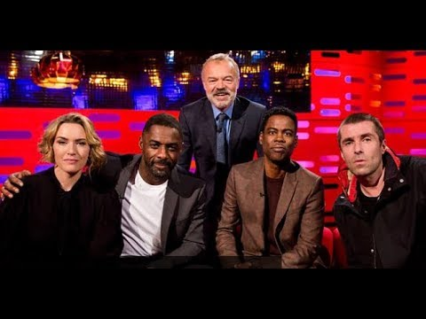 Graham Norton - 6/10/2017 Idris Elba, Kate Winslet, Chris Rock & Liam Gallagher